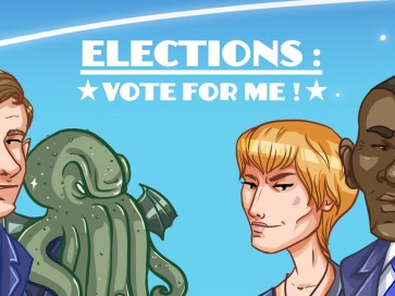 Elections: Vote for me